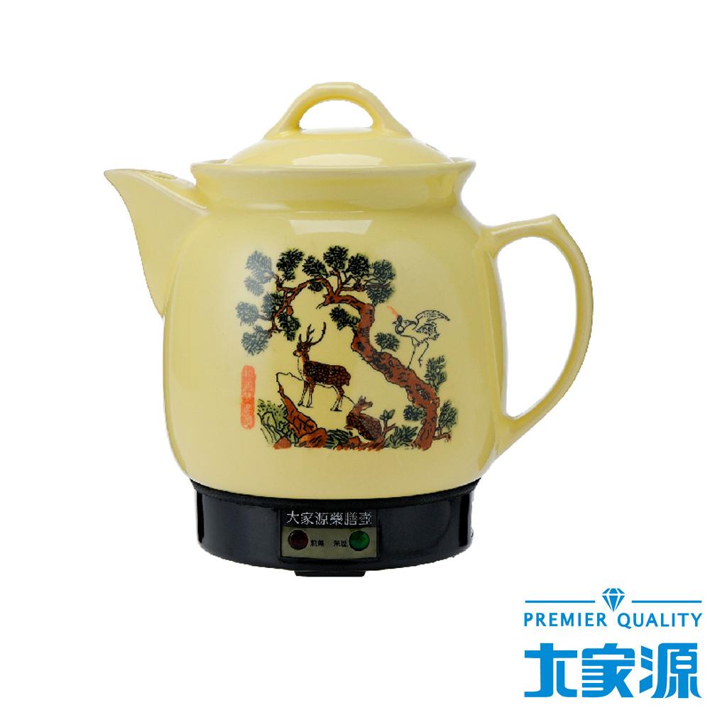 大家源3.5L 陶瓷藥膳壼 (TCY-323)