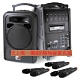 【UR SOUND】PA-9260PLUS(6頻無線移動擴音機藍芽版) product thumbnail 1
