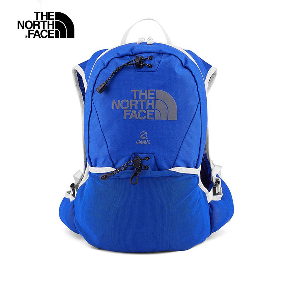 The North Face北面男女款寶藍色輕便專業後背包 3GHX1UZ