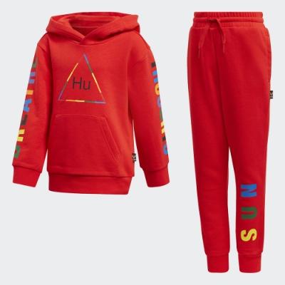 adidas PHARRELL WILLIAMS 運動套裝 男童/女童 FR9071
