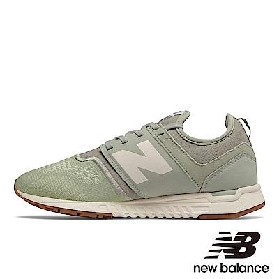 New Balance 復古鞋 WRL247TC 女 綠