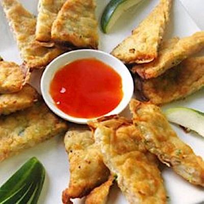 澎湖尚浩 月亮蝦餅(3片約450g)