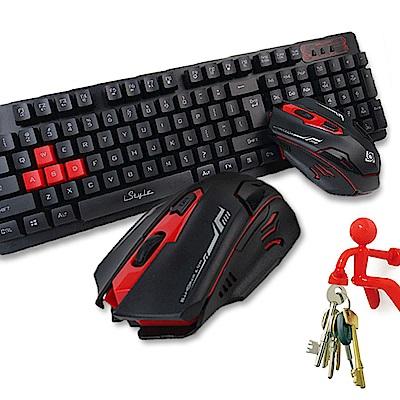 iStyle 一點紅遊戲鍵盤組