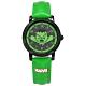 Disney 迪士尼 漫威系列 復仇者聯盟 綠巨人浩克 兒童 皮革手錶-綠x黑/29mm product thumbnail 1