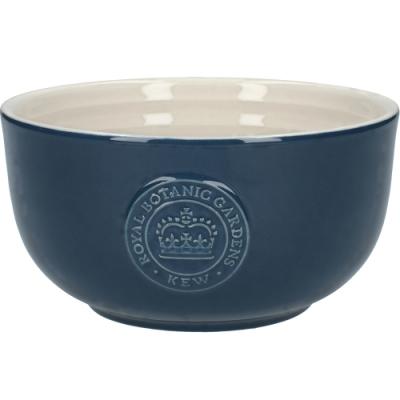 《CreativeTops》Kew浮雕餐碗(皇家藍15cm)