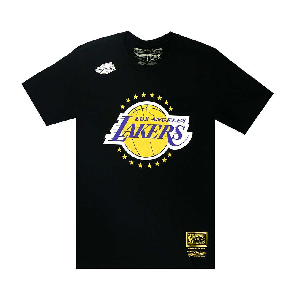 M&N NBA Snake Skin 短袖T恤 湖人隊