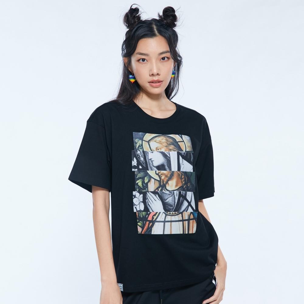 UDOU 與神同行_原罪!短袖T恤(黑)