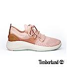 Timberland 女款淡粉色Flyroam™ 針織布面飛型鞋|A1TPA