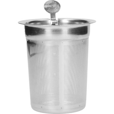 《CreativeTops》卡榫式不鏽鋼濾茶器(6杯)