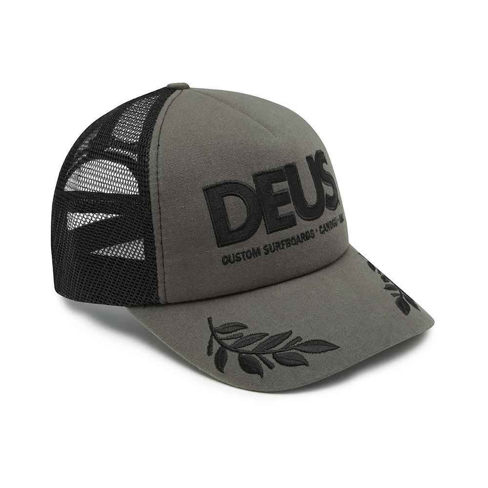 Deus Ex Machina Logo 復古卡車帽
