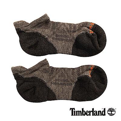 Timberland 男款灰褐色短襪 01065