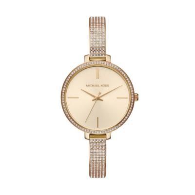 MICHAEL KORS美式優雅手鐲時尚腕錶MK3784