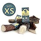 歐鹿滋補 潔牙鹿角/純天然潔牙骨/耐咬磨牙玩具XS