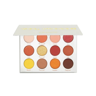 Colourpop 12色眼影盤 Yes!please