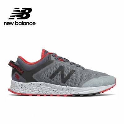 [New Balance]越野跑鞋_男款_灰色_MTARISCG-2E楦