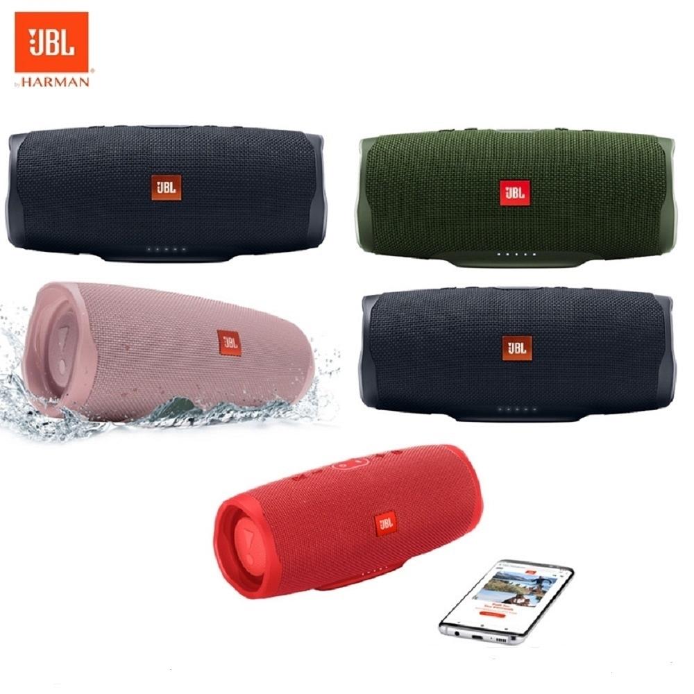 JBL Charge 4 防水攜帶式藍芽喇叭 英大公司貨