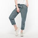 Hang Ten - 女裝 - 完美修身褲系列-百搭長褲 - 藍