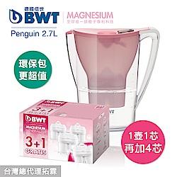 BWT德國倍世 Mg2+鎂離子健康濾水壺2.7L