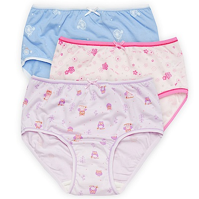anny pepe 兒童內褲 天絲排汗紗女童三角褲