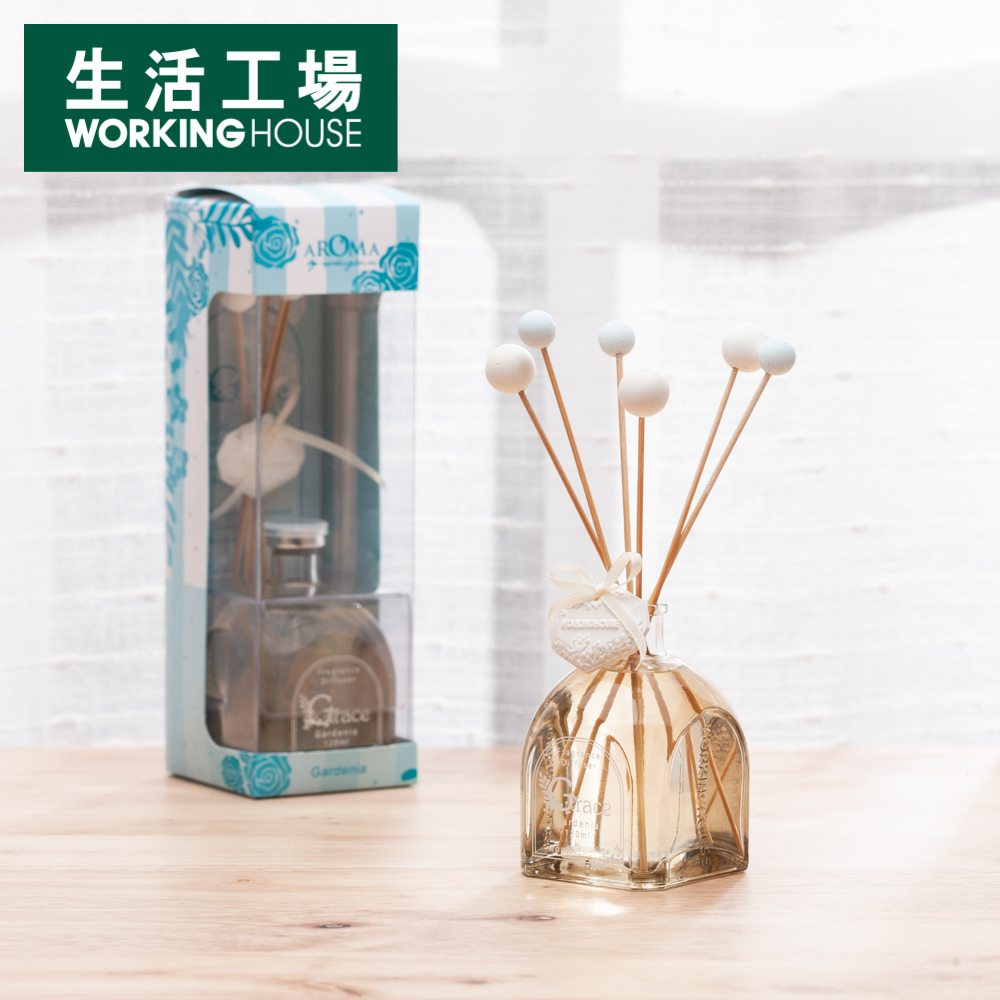 【生活工場】Grace槴子花擴香棒120ml product image 1