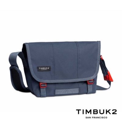 Timbuk2 Flight Classic Messenger 11 吋輕量平板郵差包-灰藍色