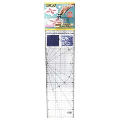 縫紉工具 OLFA 裁尺15*60cm