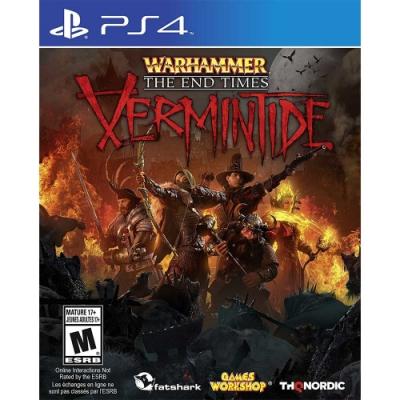 戰鎚:終結時刻 Warhammer End Time - PS4 英文美版