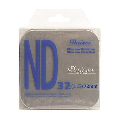 Daisee X-LR DMC ND32 72mm減光鏡