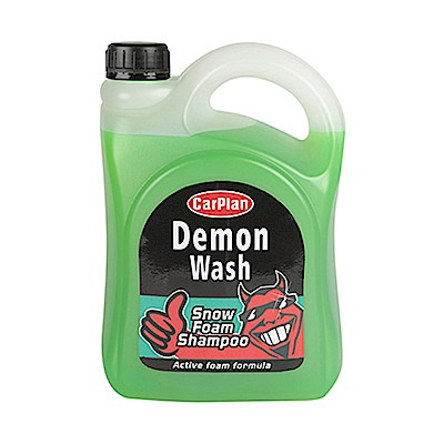 Demon紅魔鬼 Wash 洗車淨魔(2L) @ Y!購物