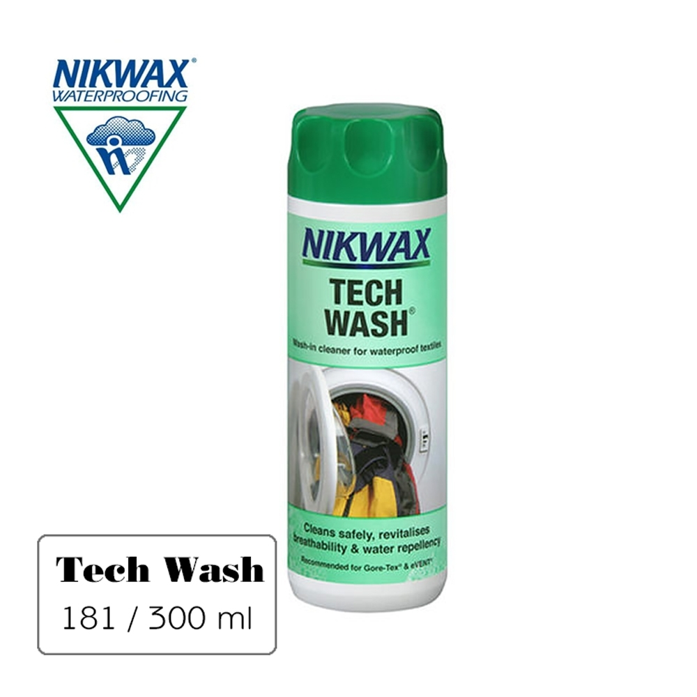【NIKWAX】防水布料清洗劑 181【300ml】