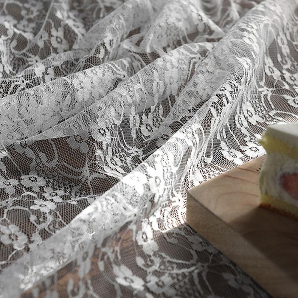 完美主義 蕾絲花邊桌巾/餐桌巾/餐桌墊/蓋布/桌布/韓國製-130x180cm4人桌