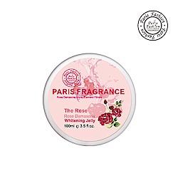 【Paris fragrance 巴黎香氛】櫻桃C玫瑰亮白凍膜100ml