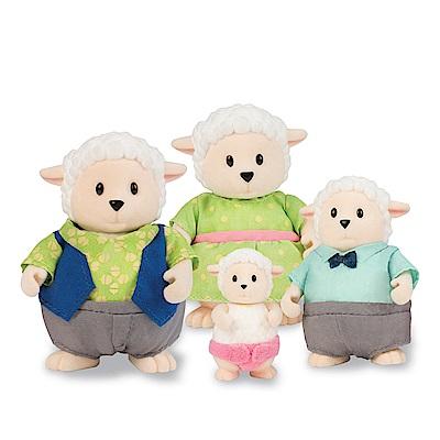 Lil Woodzeez 橡菓精靈 羊美美家族