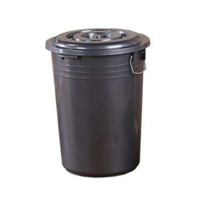 創意達人 KEYWAY銀采儲水萬用收納桶106L-2入組