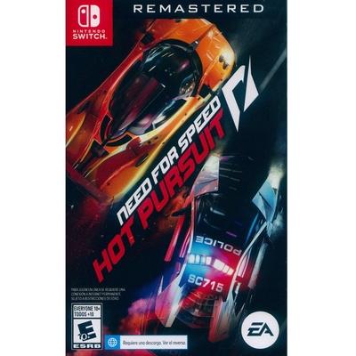 極速快感 超熱力追緝 重製版 Need for Speed: Hot Pursuit Remastered - NS Switch 中英文美版