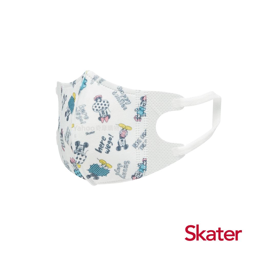 Skater幼兒立體口罩-米奇(5入/包)共6包