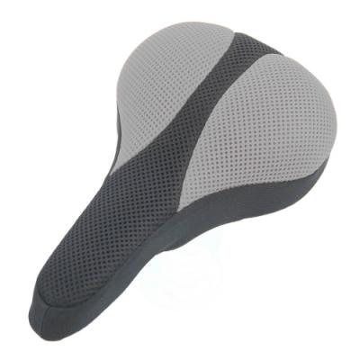DR. AIR 登山車用新型態輕量機能坐墊-灰色