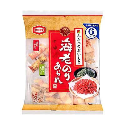 龜田製果 海苔蝦味米果(73g)