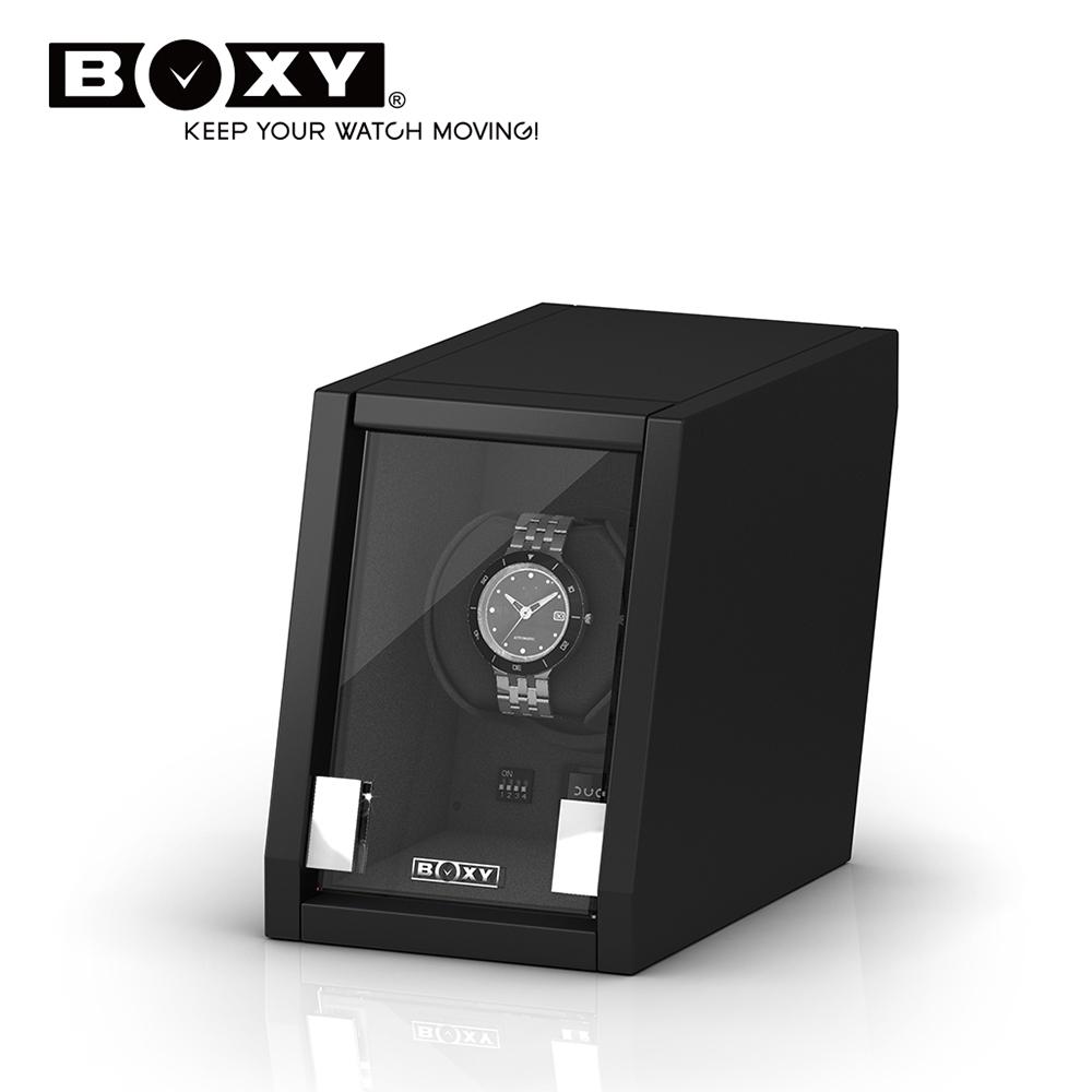 BOXY自動錶機械錶上鍊盒 CA城堡系列 01 watch winder 動力儲存盒