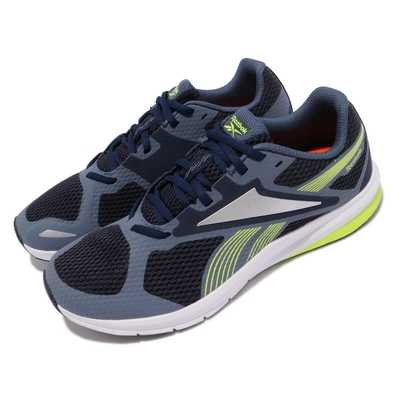 Reebok 慢跑鞋 Endless Road 2.0 運動 男鞋 輕量 透氣 舒適 避震 路跑 健身 球鞋 藍 白 FV1619