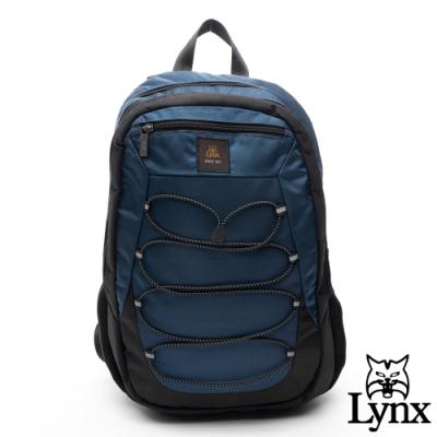 Lynx - 美國山貓筆電大容量行李拉桿設計後背包