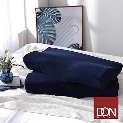 DON 3D防鼾透氣蝶型枕(加大款) 二入