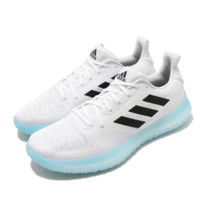 adidas 訓練鞋 Fit PR Trainer 運動 男鞋 愛迪達 健身 重訓 透氣 基本款 白 藍 EE4585