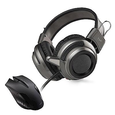 E-books SZ1 攔截者耳罩型電競耳麥