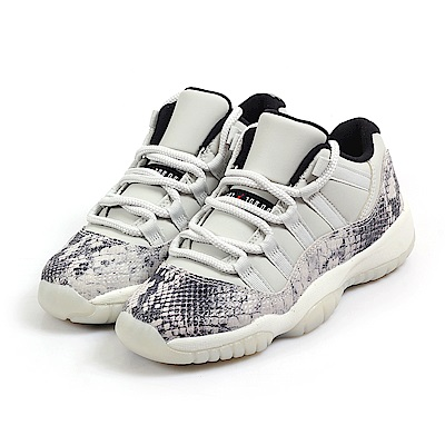 NIKE AIR JORDAN 11 XI RETRO LOW LE GS-女 CD6847-002