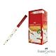 Faber-Castell 紅色系 3/4學齡大三角鉛筆 36入 product thumbnail 1