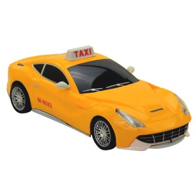 《TAXI GoGo》全方位遙控功能造型遙控車 計程車款