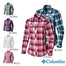 Columbia哥倫比亞 女款- 格紋襯衫-6 色