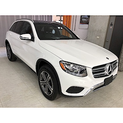 2017 Mercedes-Benz GLC300(外匯車)
