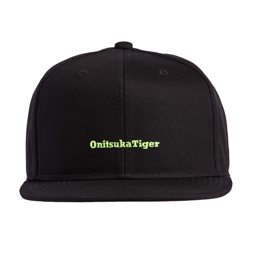 Onitsuka Tiger鬼塚虎-LOGO棒球帽 (黑)3183A404-002
